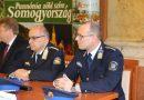 Bemutatkozott az új megyei főkapitány a közgyűlésnek