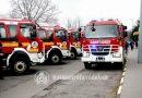 Új tűzoltótechnika Marcaliban