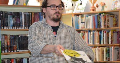 A Marcali Berzsenyi Dániel Könyvtár vendége volt Lakatos István – VIDEÓ