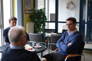 Magyarország 2022 után - Georg Spöttle biztonságpolitikai szakértő előadása