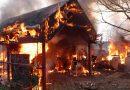 Megsemmisült egy lakókocsi is a siófoki tűzben
