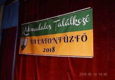 Katonadalos Találkozó 2018