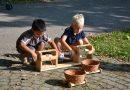 Mobilitási hét és Bringás reggeli. Közel ezer gyermek a Béke parkban – VIDEÓ