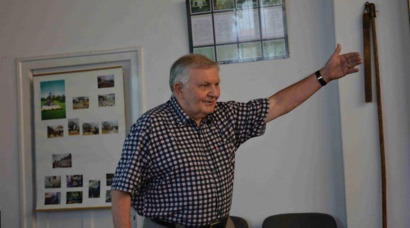 Lángi Béla: Nagy-Magyarország várai képeslapokon – előadás az Iparosházban
