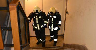 A 23. emeletre a somogyi lánglovagok rohantak fel a leggyorsabban