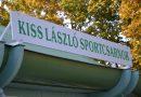 Névadó! Kiss László nevét vette fel a sportcsarnok – VIDEÓ