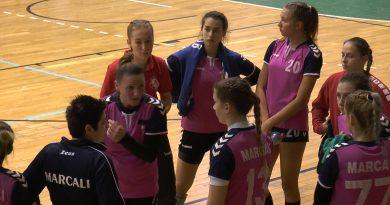 Marcali VSZSE – PEAC NB2 női kézilabda mérkőzés – VIDEÓ