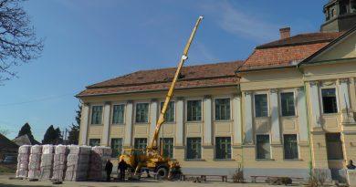 Épület korszerűsítések. Felújítási munkálatok a városban – VIDEÓ