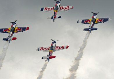 A Balatonnál lehet a Red Bull Air Race