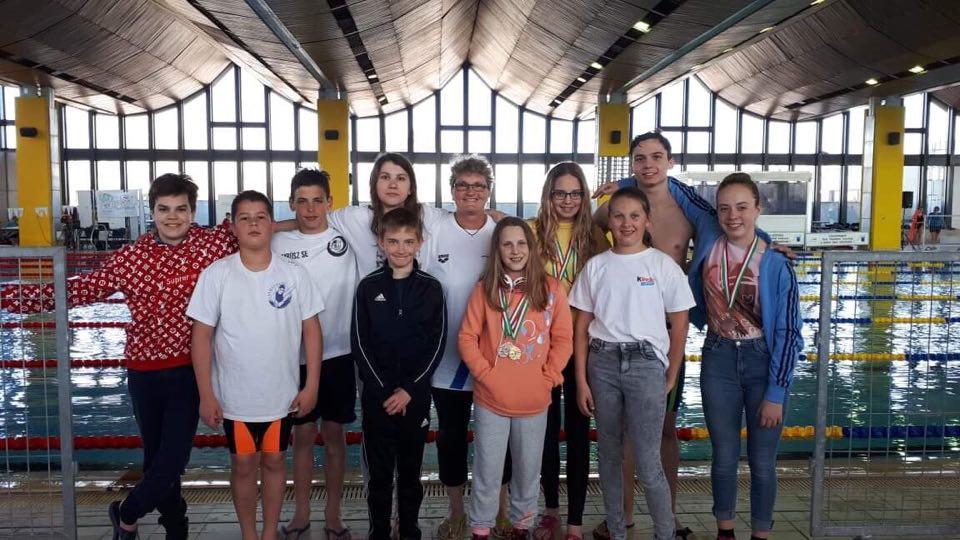 febf7953bf62 Várt sikereket arattak Szombathelyen a Marcali Úszó- és Szabadidő SE úszói  – TaviTV
