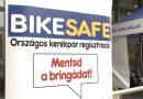 """""""MENTSD A BRINGÁD!"""" a Bikesafe rendszerébe!"""
