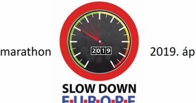 Ajánljon ön is helyszínt a 2019-es Speedmarathonhoz!