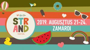 Strand Fesztivál 2019 @ Zamárdi