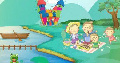 Mosolynapi Családi Piknik – Hozd el a szüleidet is!