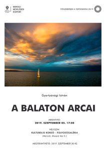 """""""A Balaton arcai"""" @ Kulturális Korzó"""