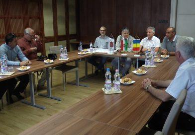 Maroshévízről érkeztek vendégek Marcaliba – VIDEÓ