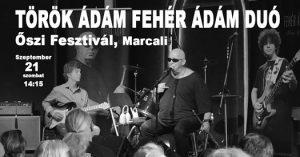 Török Ádám Fehér Ádám Duó @ Szabadtéri színpad