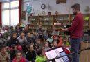 Őszi rendezvények  a könyvtárban. Irodalmi zenés délután kicsiknek és felnőtteknek – VIDEÓ