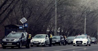 Ellenőrzések a közlekedés biztonságáért