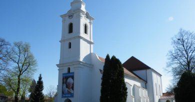 Örökségünk – Somogyország Kincse kitüntető címet kapott a marcali Gyümölcsoltó Boldogasszony Plébániatemplom