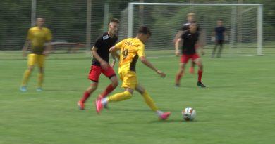 Megkezdődött a felkészülés. Edző mérkőzést játszottak a focisták – VIDEÓ