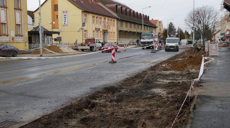 Lakossági tájékoztatás a Rákóczi utcai új közvilágítással kapcsolatban