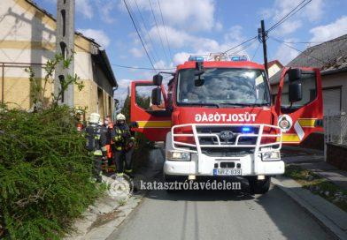 Füstmérgezésben ketten meghaltak Kaposváron