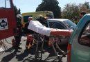 A hétvégén összesen tizenhétszer riasztották a megye tűzoltóit.