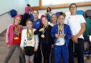 Magabiztos úszósikerek a Marcali Úszó- és Szabadidő Se- nél