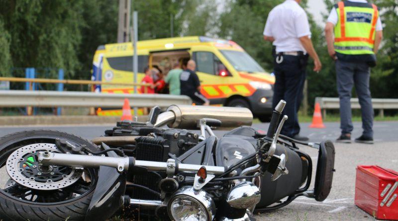 Halálos motorbaleset Böhönyén