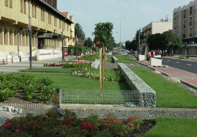 Finisben az építkezés! Épül szépül a városközpont Marcaliban – VIDEÓ