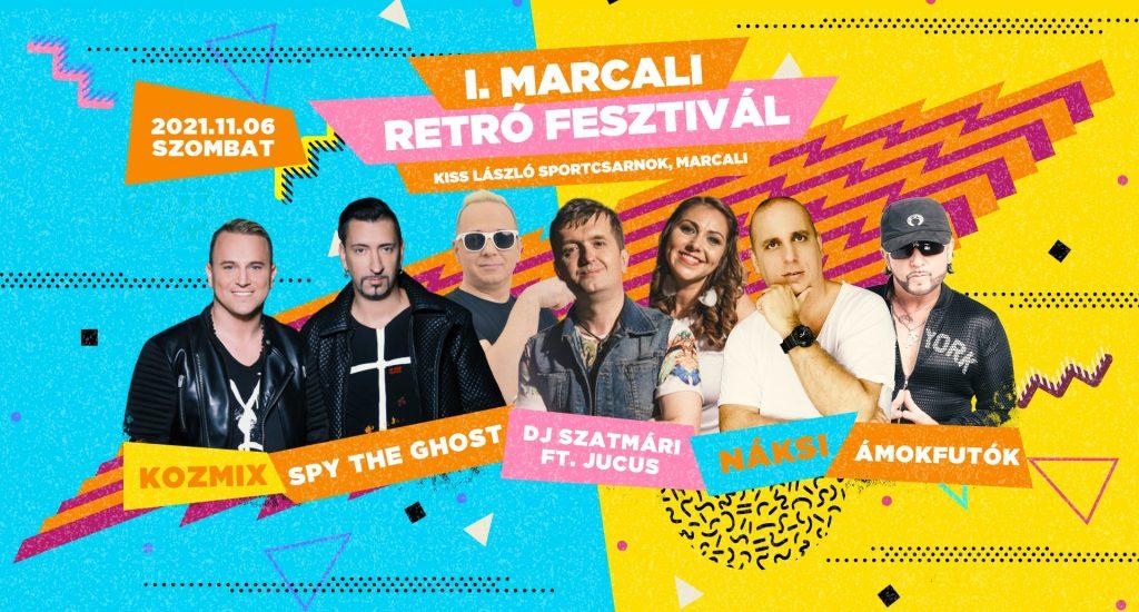 I. Marcali RETRO Fesztivál