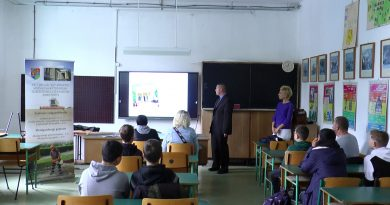 Pályaválasztási börze.12 iskola mutatkozott be a diákoknak és szüleiknek a Noszlopyban – VIDEÓ